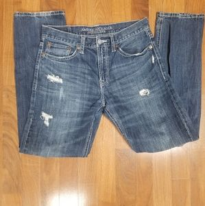 Men's American Eagle 32x34 relaxed straight jeans